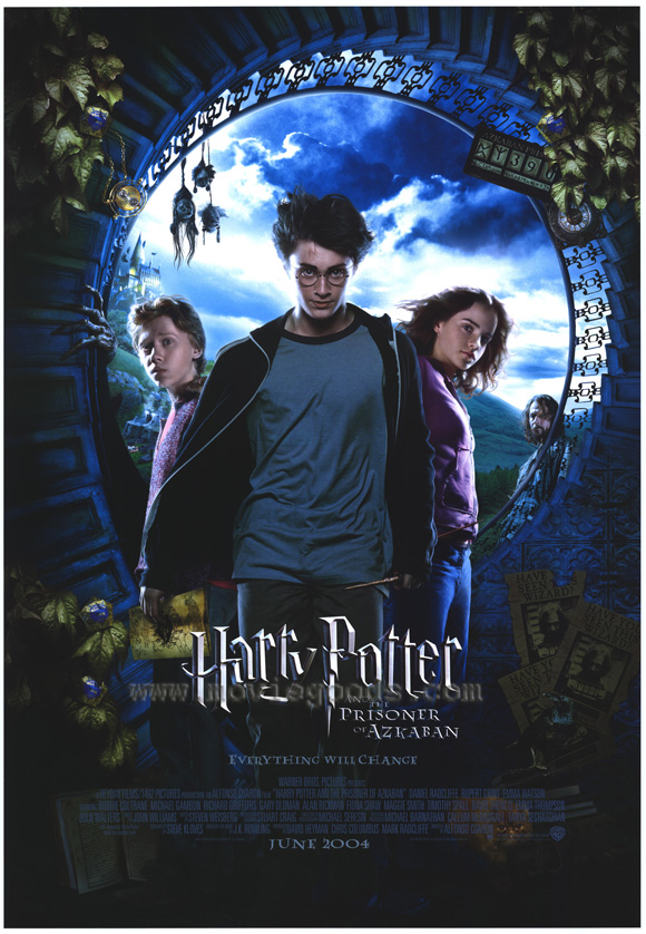 harry potter y el prisionero de azkaban descargar