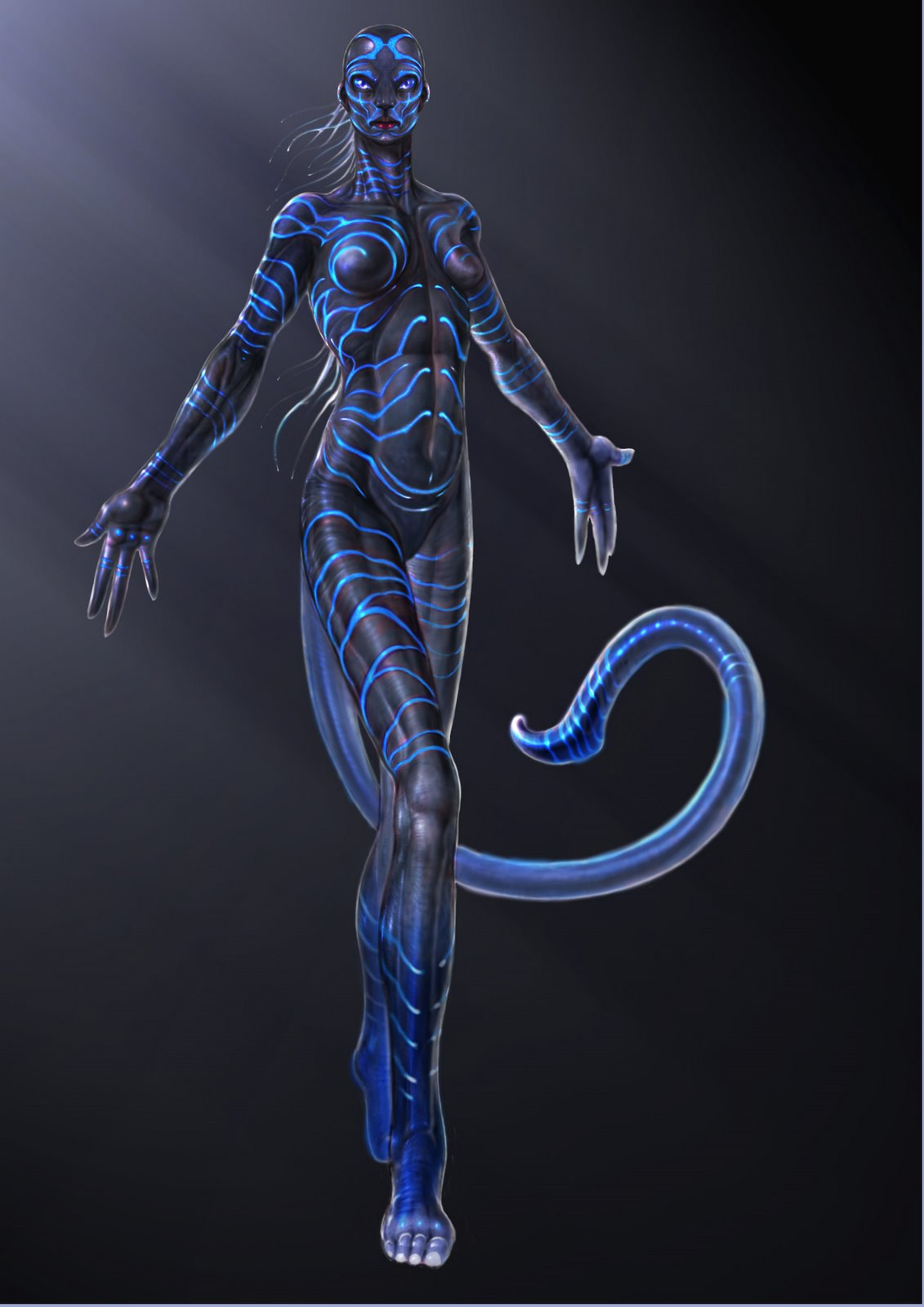 3d alien babes sexy pictures