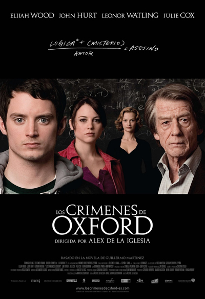 The Oxford Murders final poster