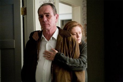 Tommy Lee Jones y Susan Sarandon en