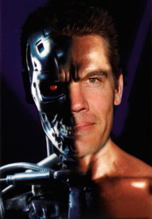 Josh Brolin has signed for Terminator: Salvation