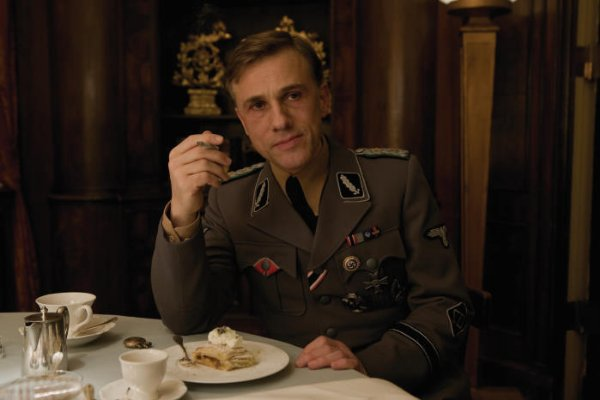 christoph waltz. Snow as Christoph Waltz