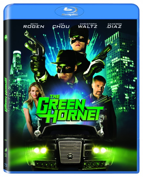 "CONCURSETE DE ""THE GREEN HORNET"""