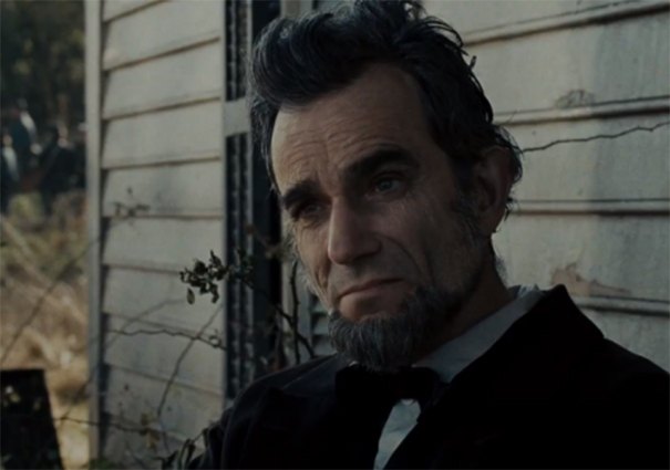 Daniel Day Lewis candidato al Oscar al mejor actor por Lincoln