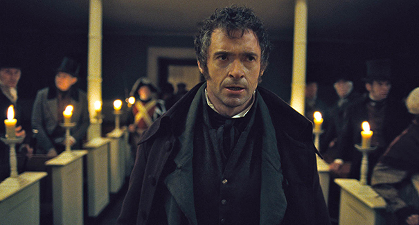 Hugh Jackman candidato al Oscar al mejor actor por Los Miserables