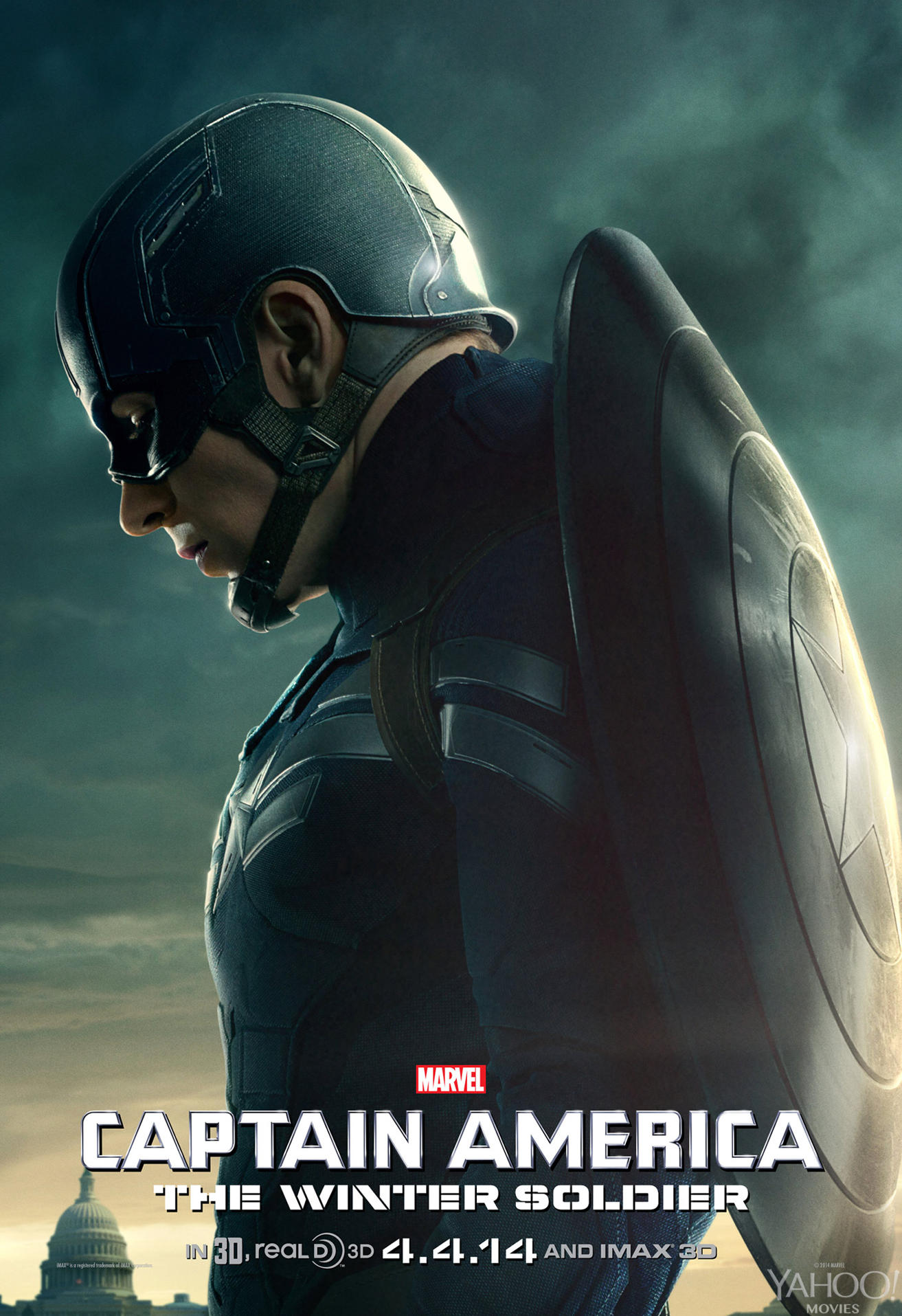 [Post Seguimiento] Captain America: The Winter Soldier -- 28 de Marzo Cap1