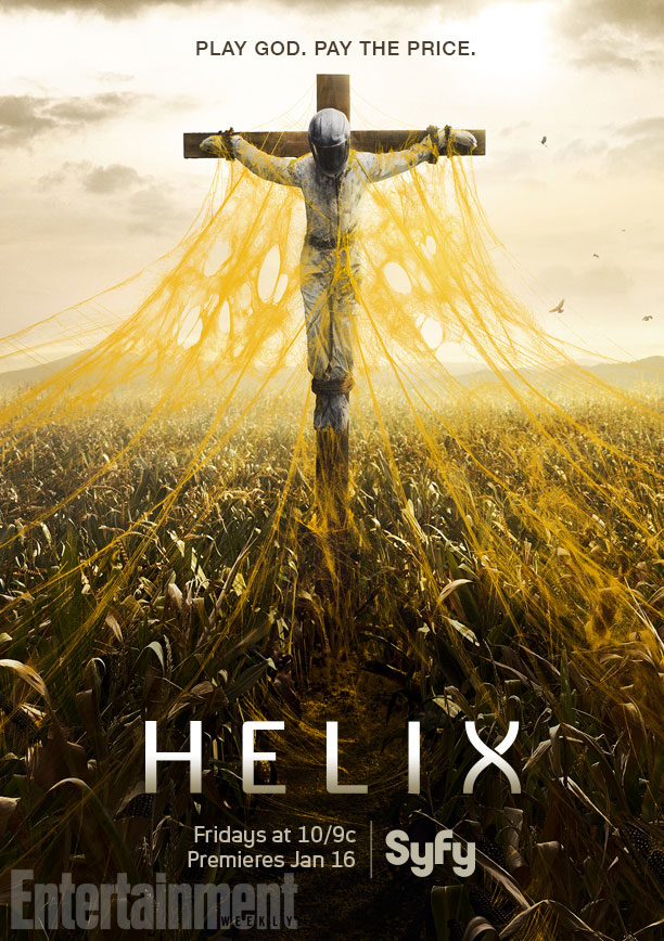 Helix 2x02 Espa&ntildeol y Vose Disponible