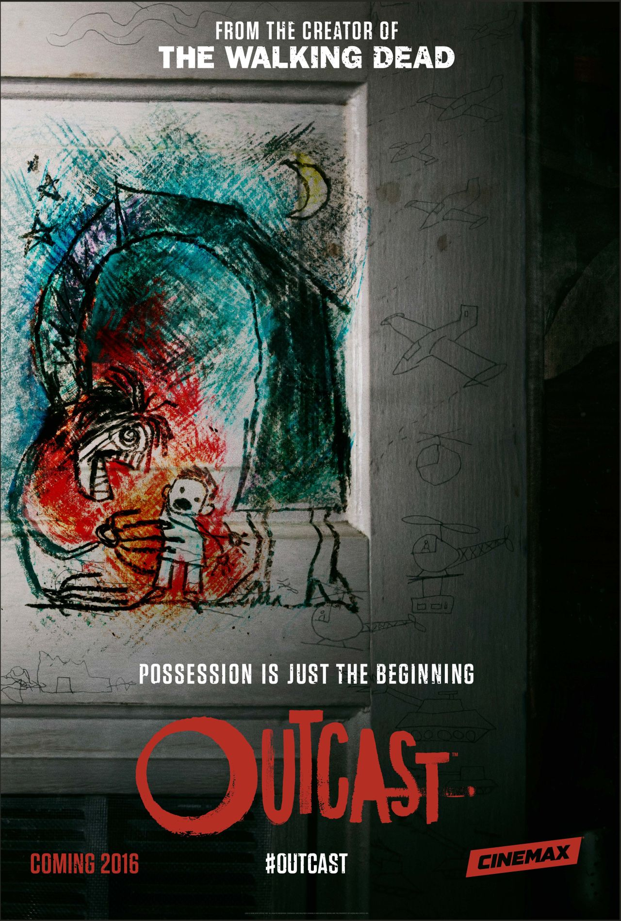 Outcast 1x01 - A Darkness Surrounds Him [HDTV] [Sub]