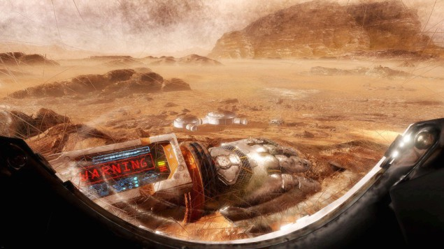 martian vr experience