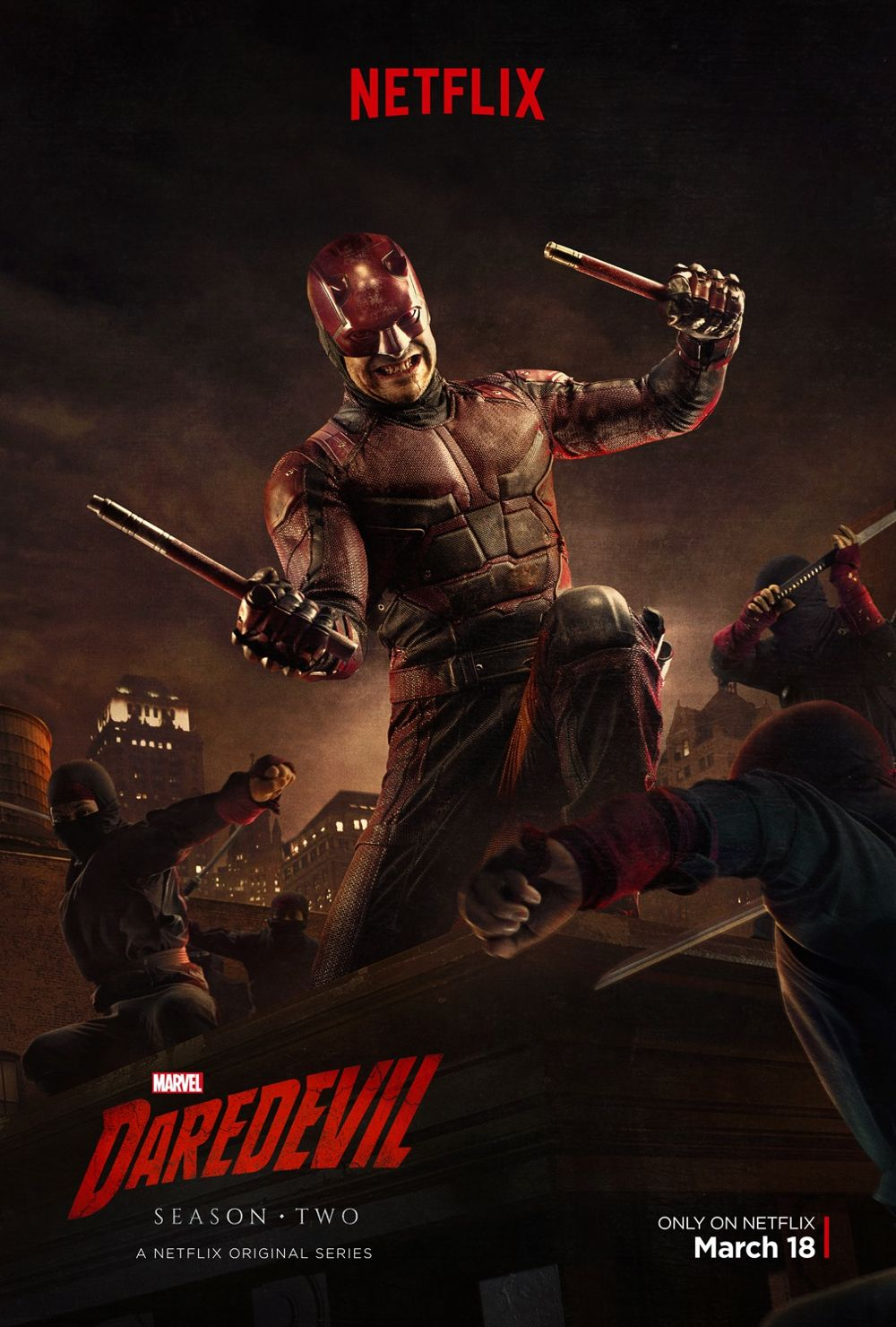 daredevil season 2 logo - photo #15