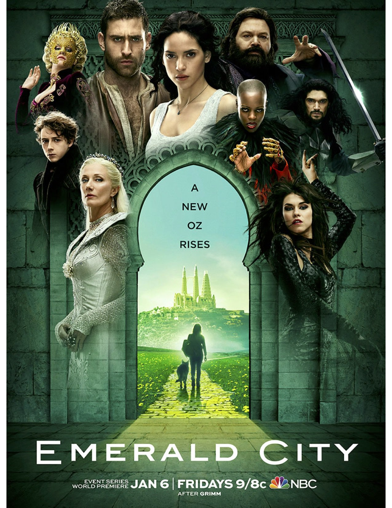 emerald-poster