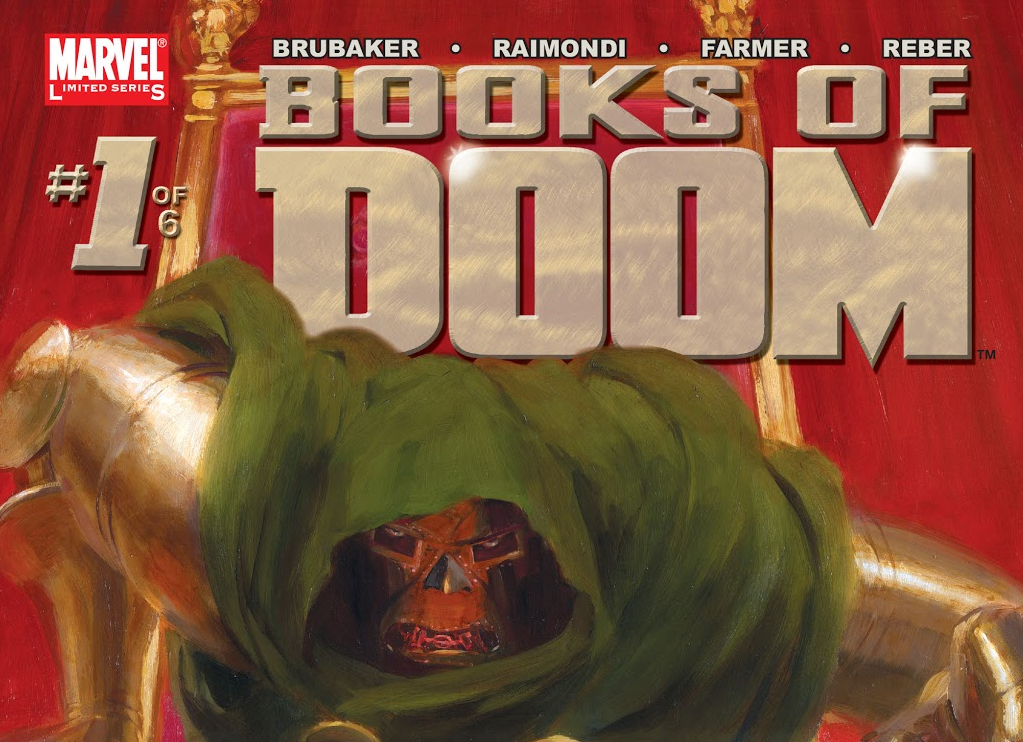 Books of Doom Issue 1 Read Books of Doom Issue 1 comic online in high quality