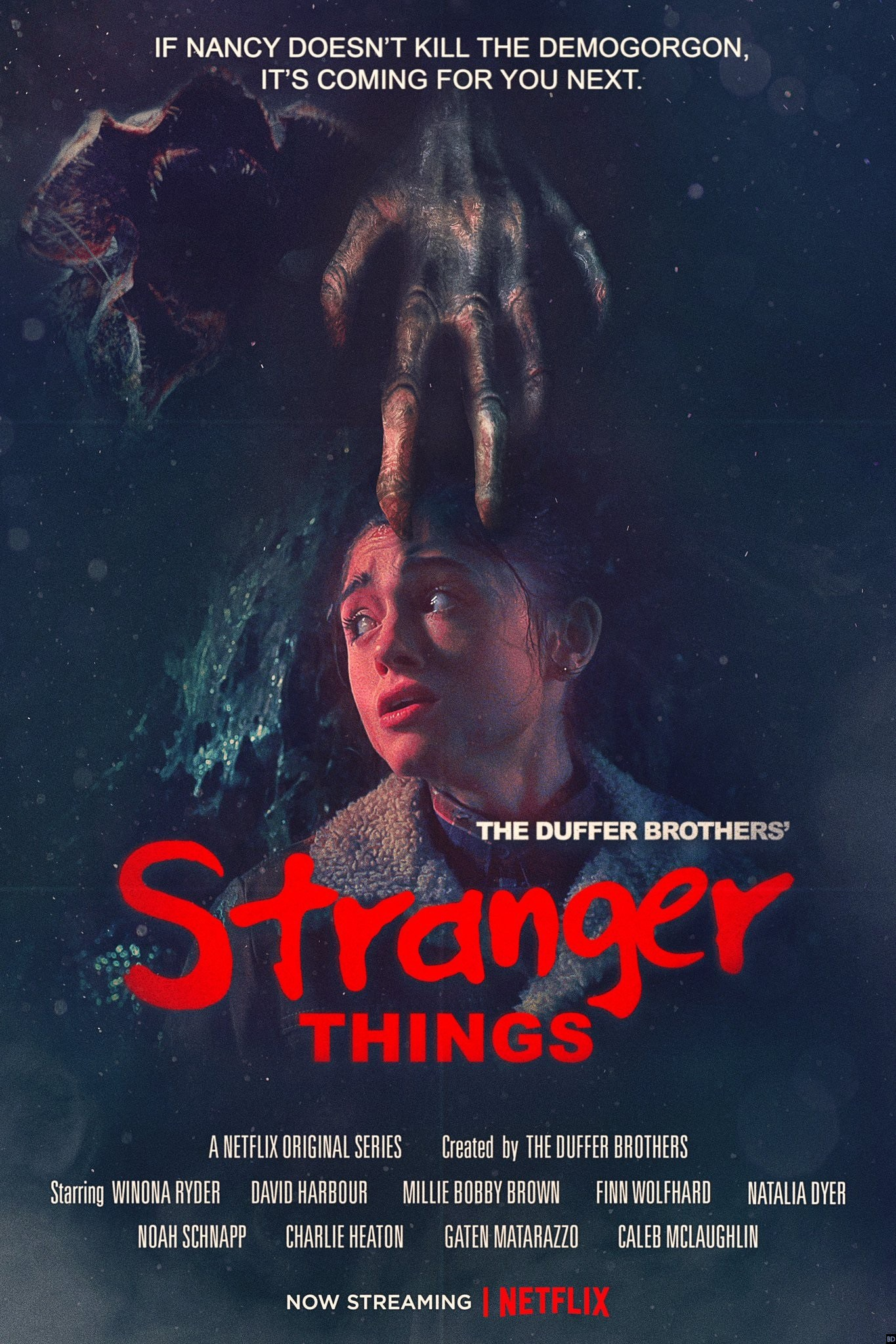 stranger-things-poster 1