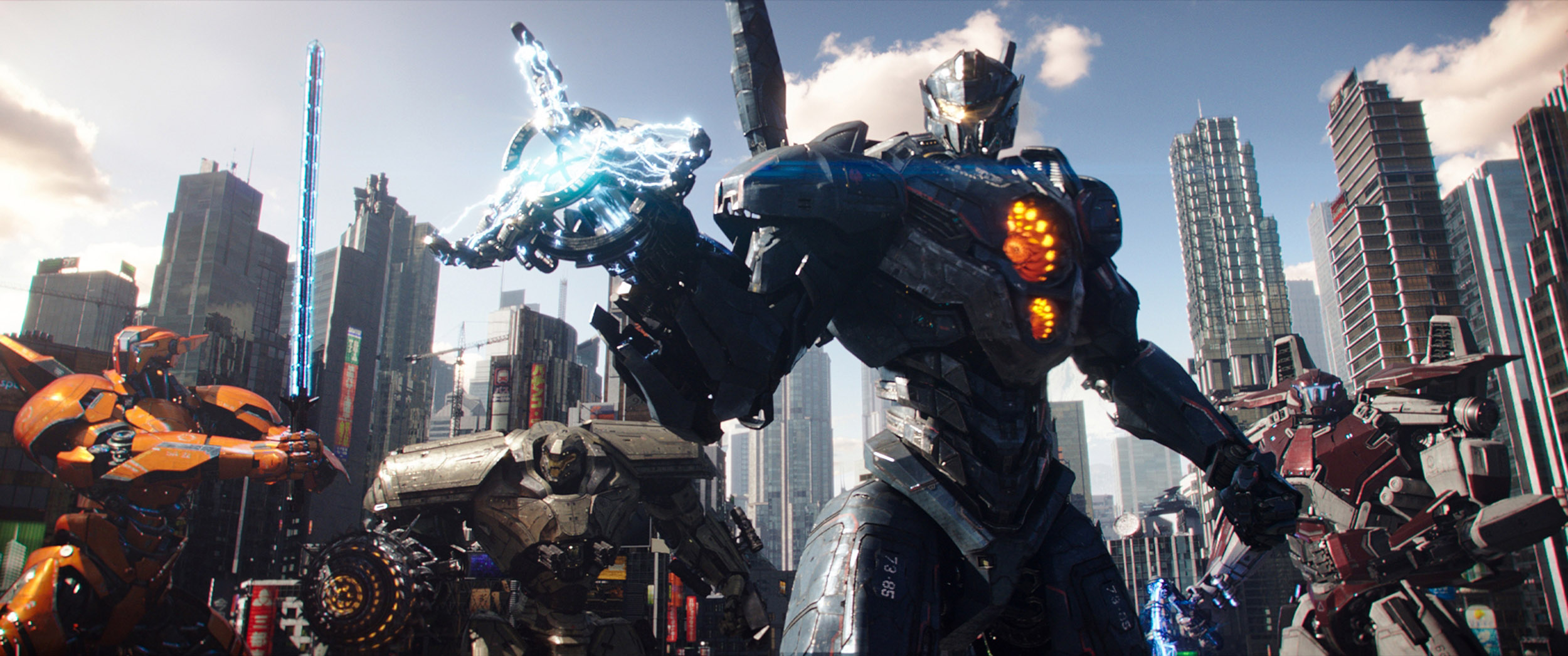 pacific rim insurreccion 2