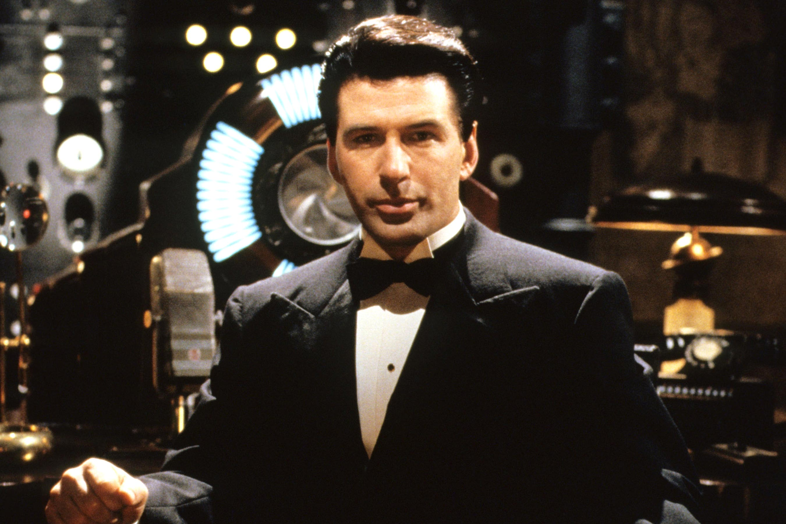 THE SHADOW, Alec Baldwin, 1994. ©Universal/courtesy Everett Collection