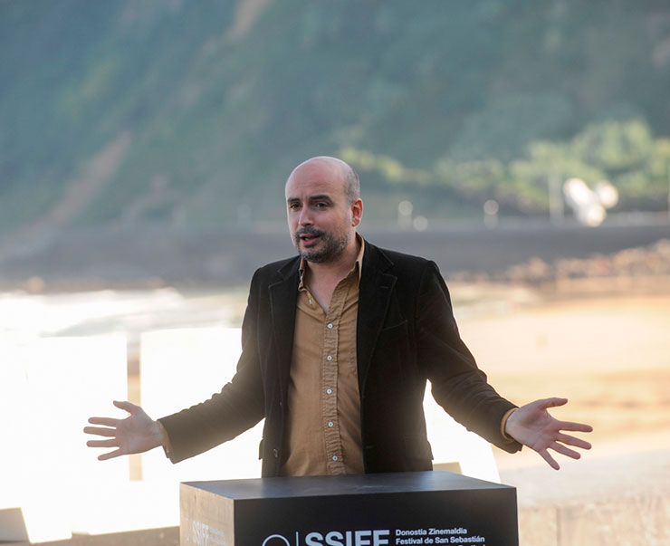 In-Fabric-photocall-San-Sebastian