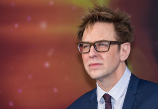 Mandatory Credit: Photo by Vianney Le Caer/REX/Shutterstock (8628323h) James Gunn 'Guardians of the Galaxy Vol.2' film premiere, Arrivals, London, UK - 24 Apr 2017