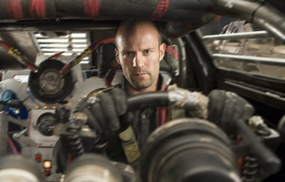 Jason Statham en Death Race