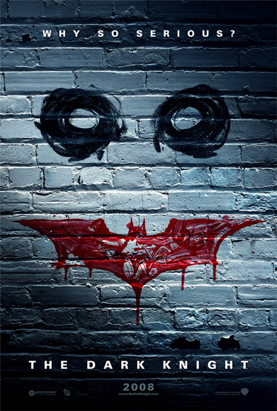 Teaser Póster de The Dark Knight