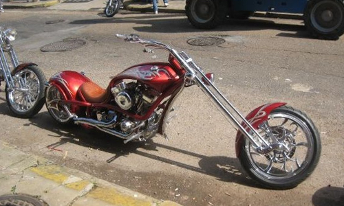 expendablesbike