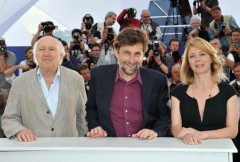 Habemus Papam photocall Cannes