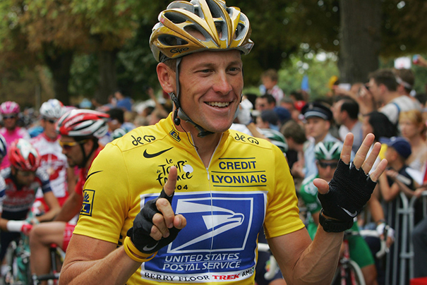 Lance Armstrong