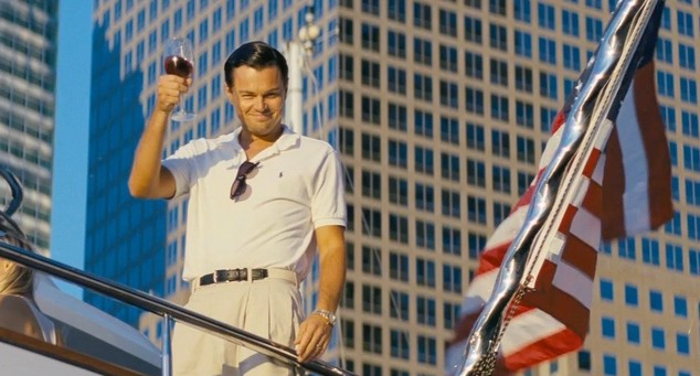 The Wolf of Wall Street, financiada por Red Granite Pictures