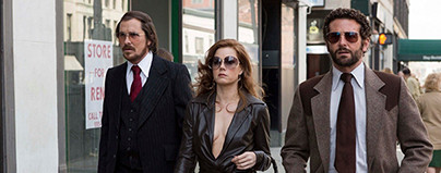 American Hustle port