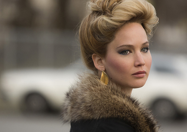 Jennifer Lawrence por American Hustle