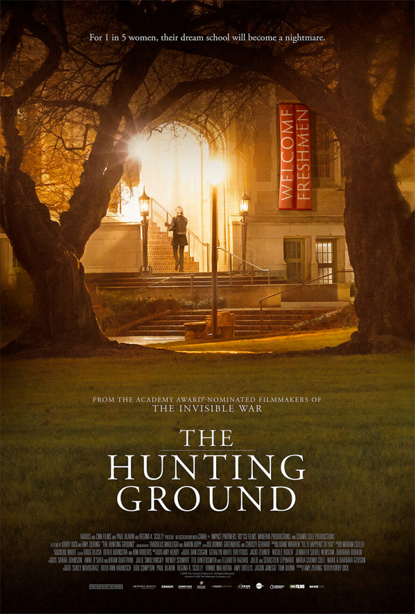 hunting ground poster