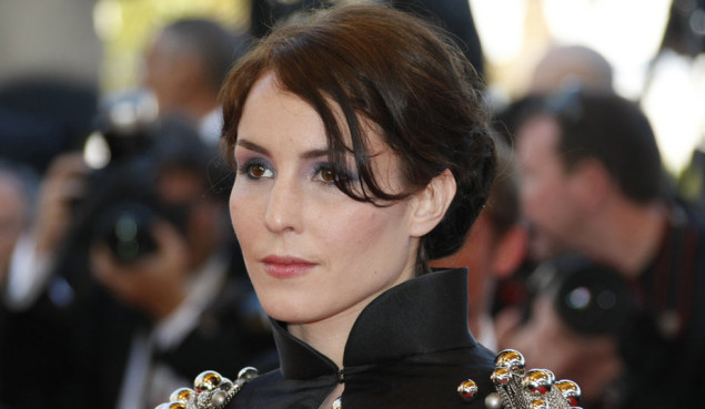 """Actress Rapace arrives for the screening of the film """"Un Prophete"""" at the 62nd Cannes Film Festival"""
