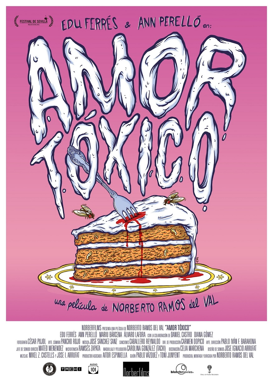 Poster Amor Toxico