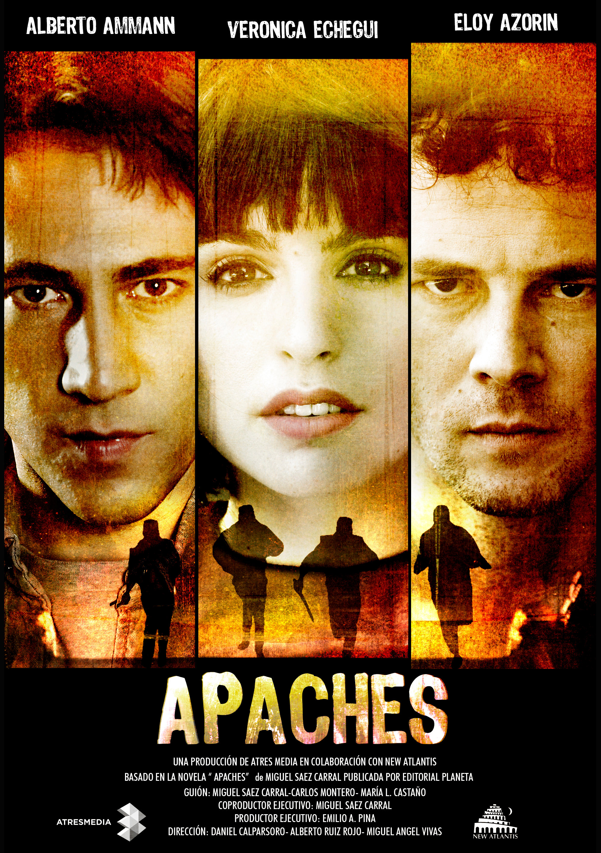 apaches poster
