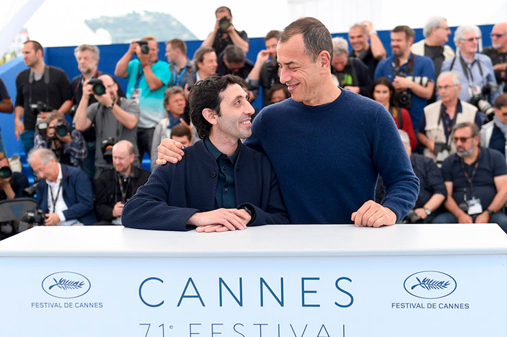 Dogman photocall Cannes