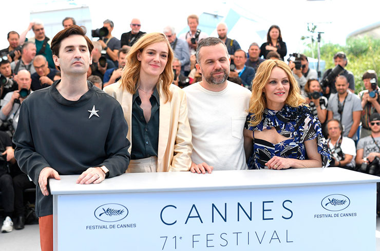 Knife-Heart-photocall-Cannes