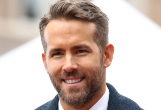 Mandatory Credit: Photo by Jim Smeal/BEI/Shutterstock (7567242bt) Ryan Reynolds Ryan Reynolds honored with star on The Hollywood Walk of Fame, Los Angeles, USA - 15 Dec 2016