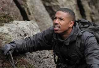 "RUNNING WILD WITH BEAR GRYLLS -- ""Michael B. Jordan"" Episode 207 -- Pictured: Michael B. Jordan -- (Photo by: Mark Challender/NBC/NBCU Photo Bank via Getty Images)"