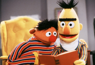 """Bert and Ernie (pictured in an undated file photo), the original Jim Hensen puppets, have been reported stolen January 29 from a traveling exhibition in the German city of Erfut. The puppets, worth thousands of dollars, were part of the late Jim Hensen's first band of """"Muppets,"""" who premiered in the hit children's television show """"Sesame Street"""" in 1969 and have delighted children around the world ever since. Although the puppets were fully insured they are  considered irreplaceable by Hensen Productions.  (files / UPI)"""