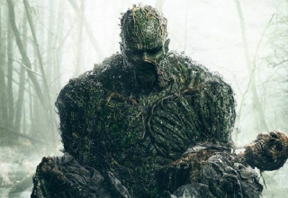 swamp thing la cosa del pantano