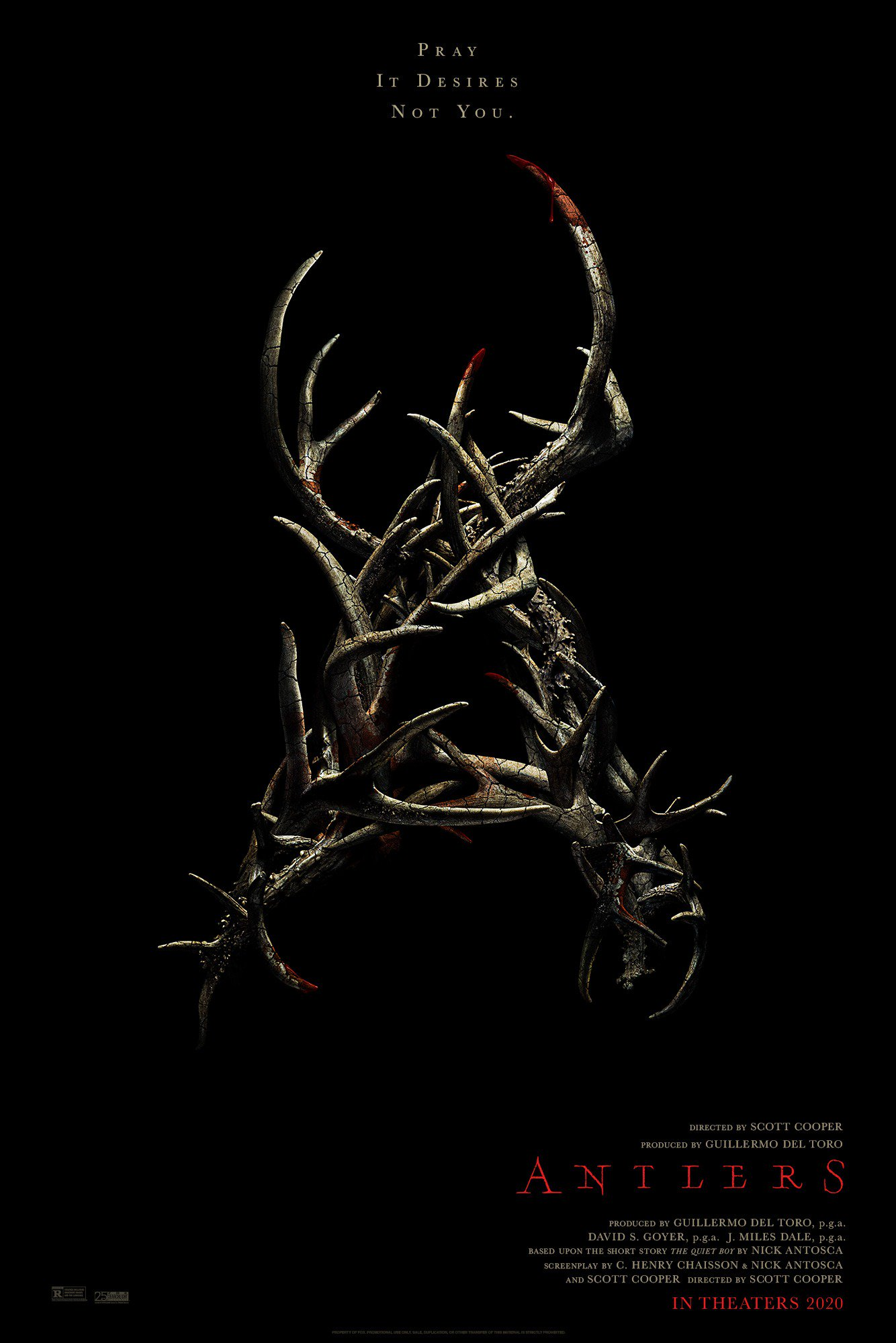 Antlers-poster